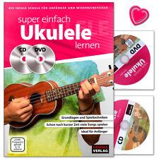 Super einfach Ukulele lernen - ideale Schule für Anfänger und wiedereinsteiger
