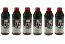 BMW Automatic Transmission Fluid ATF (6 Liters) LIQUI MOLY MADE IN GERMANY