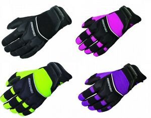 Scorpion Womens Cool Hand II Vented Motorcycle Gloves All Colors XS-XL