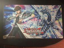 Yugioh Blue-Eyes Solid Dragon Win-A-Mat Playmat