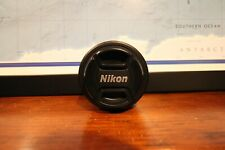 Nikon Nikkor AF-S DX 35 mm f/1.8G Lens for Nikon basically new