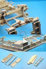 Resicast 1/35 Scammell Pioneer TRCU30 Trailer Super Detail Set (Thunder) 352416