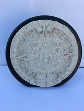 Aztec Calendar 2012 End of the World Stone Marble Art Desk Decor Small