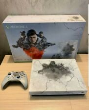Xbox One X 1TB Gears 5 Limited Edition Console BundleExcellent Condition