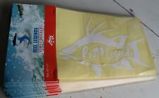 Reel Legends Fishing Decals assorted Wholesale Lot Flea Market Retail $2700.00