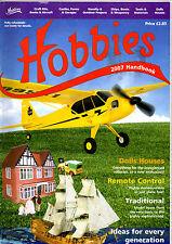 Hobby's HOBBIES HANDBOOK 2007 MODELMAKERS  DOLLS HOUSE  BOAT AIRCRAFT