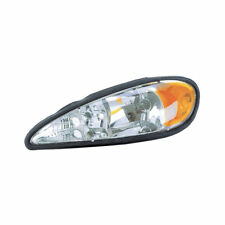 FITS 99-05 PONTIAC GRAND AM DRIVER FRONT LEFT HEADLIGHT ASSEMBLY