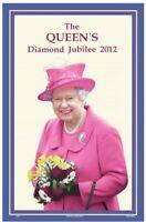 The Queen's Diamond Jubilee Cotton Tea Towel 2012