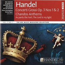 BBC Music - Vol.17 No.5 / Handel - Concerti Grossi, Op.3:1 & 2 · Chandos Anthems