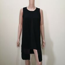 C835 - NB Black Sheer Dress