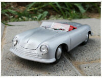 1:24 WELLY Porsche 1948 356 No.1 Roadster Diecast Alloy Vintage Car Model Toys