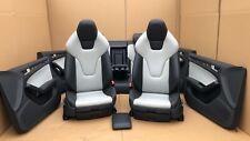 AUDI s5 SPORT BACK Exclusive a5 5-PORTE dotazione in PELLE LEATHER SEAT sedili in pelle