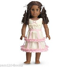 AMERICAN GIRL CECILE CRINOLINE & CHEMISE NIB DOLL NOT INCLUDED ADDY MARIE-GRACE