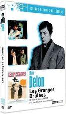 """DVD """"LES GRANGES BRULÉES """" Alain Delon - Simone Signoret  NEUF SOUS BLISTER"""