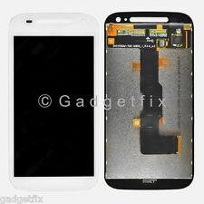 OEM White Motorola Moto E 2015 2nd Gen XT1511 XT1526 LCD Digitizer Touch Screen