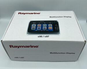 "Raymarine C97 multi Function Display/Sonar E70012 9"" Display"
