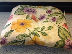 """NEW 20"""" x 20"""" Soft Chair Seat Cushion Pad Mat Home Garden Dining Room Floral"""