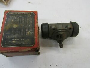 1939 PLYMOUTH BRAKE WHEEL CYLINDER RIGHT REAR