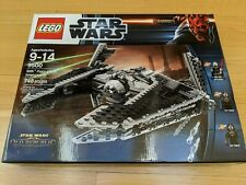 Lego 9500 Star Wars Sith Fury-Class Interceptor Brand New Sealed Mint Condition