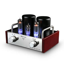 HiFi EL84 Vacuum Tube Amplifier Integrated Class A Single-end Stereo Audio Amp