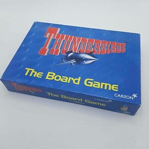 THUNDERBIRDS The Board Game (1999 Carlton) Complete Susan Prescot Games