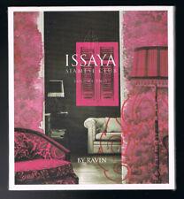 ISSAYA - SIAMESE CLUB - VOLUME TWO - BY RAVIN - 13 TRACKS - 2014 - NEUF NEW NEU