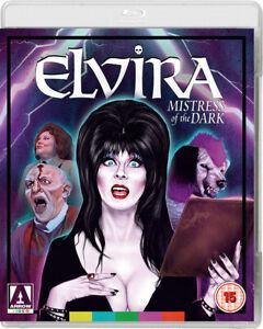 Elvira: Mistress of the Dark - Arrow Video (Blu-ray) *Brand New*