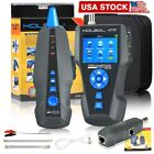 NF-8601S Network Cable Tester TDR Multi-functional LCD Tracker TDR Wire Tester