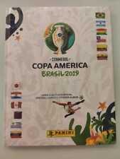 ALBUM PANINI COPA AMERICA 2019 HARDCOVER COMPLETE - ALL STICKERS