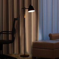 Lámpara de Pie Industrial Vintage para Dormitorio Estudio Salón E27 40W 155cm