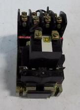 SQUARE D LIGHTING CONTACTOR LL020 SER-B