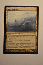 Mtg Magic the Gathering Coldsnap Dark Depths
