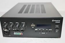 953-106  Adastra 60w RMS mixer/ amplifier with USB and blue tooth connectivity