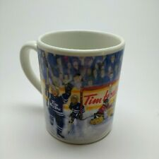 Tim Hortons Winning Goal Hockey Limited Edition Collectors Series#002 coffee mug