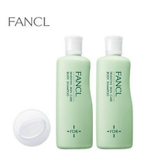 Japan Fancl Dry sensitive skin care body shampoo x2 / with Tracking