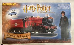 Bachmann HO/OO Scale Harry Potter Hogwarts Express Weasley 00646 Car Set TESTED