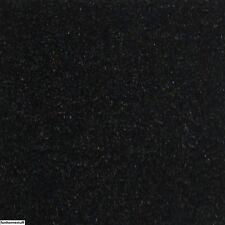 8' Pre Cut Billiard Pool Table Cloth Replacement Felt Fabric 75/25 BLACK 8 FT