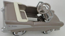 Pedal Car 1957 Chevy Chevrolet Rare Show Custom Sport Hot Rod Metal Midget Model