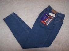 Riders Womens Tapered Leg Misses Relaxed Fit Blue Denim Jeans 10M Stretch NWT