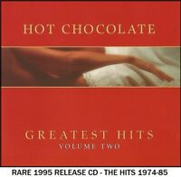 Hot Chocolate - Very Best Greatest Hits Collection 70's 80's Pop CD Errol Brown