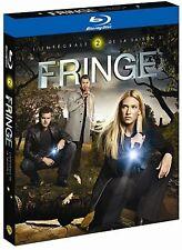 FRINGE Complete Season 2 Second TV Series Anna Torv NEW SEALED Bluray All Region