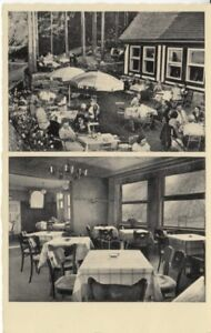 Carte Postale Hesse Bad Orb Cafe Waldfriede