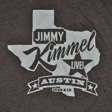 T-SHIRT XL XLARGE JIMMY KIMMEL AUSTIN TEXAS LIVE 2015 SHIRT