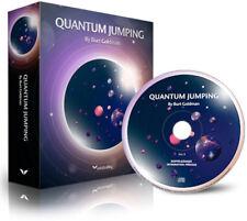 Burt Goldman Quantum Jumping & Sedona Effortless Creation Manifestation USB gift
