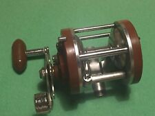 Vintage Wright McGill Eagle Claw 502HD Fishing Trolling Reel made in Japan