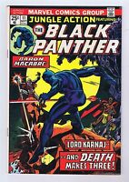 Jungle Action #11 Black Panther 1974 Very Fine OWP Civil War Marvel Comics