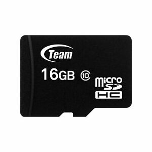 Team Group 16GB Micro-SD Class 10 For Sony Xperia X2, Xperia X2 Compact Mobile