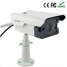 Camera Bullet IP  IR infra-rouge Wifi  Extérieur lentille  LED LDR detecteur