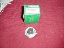 NOS FORD MERCURY CARTER 1977-8 PINTO BOBCAT 140 CI CHOKE UNIT