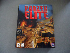 Panzer Elite  PC CD-ROM  WIN  NIB  Big Box
